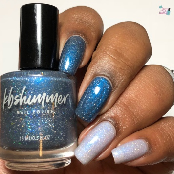 KBShimmer - Ice Ice Fishing (Exclusive) - w/ glossy tc