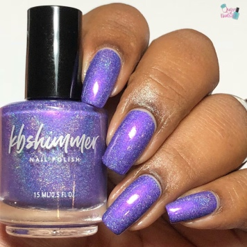 KBShimmer - Purple Reign (VIP) - w/ glossy tc