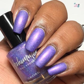 KBShimmer - Purple Reign (VIP) - w/ matte tc