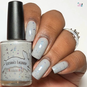 Leesha's Lacquer - Yeah, Sure, You Betcha (Exclusive) - w/ glossy tc