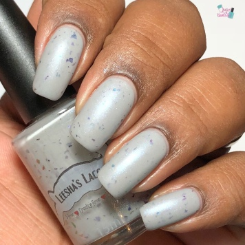 Leesha's Lacquer - Yeah, Sure, You Betcha (Exclusive) - w/ matte tc