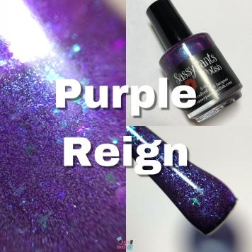 Sassy Pants Polish - Purple Reign (Exclusive)