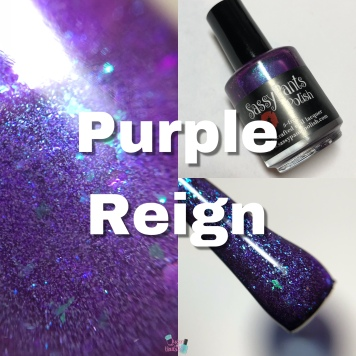 Sassy Pants Polish - Purple Reign (Exclusive)