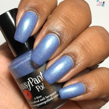 Sassy Pants Polish - When Doves Sigh (LE) - w/ matte tc