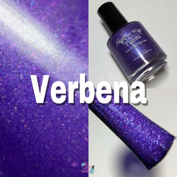 Native War Paints - Verbena (LE)