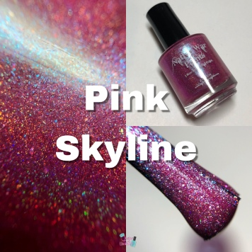 Native War Paints - Pink Skyline (LE)