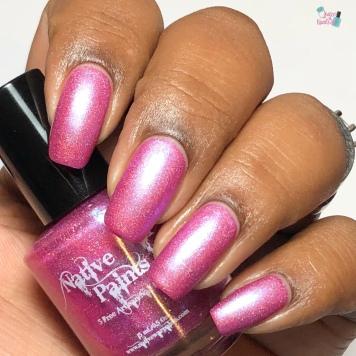 Native War Paints - Pink Skyline (LE) - w/ matte tc