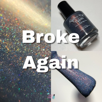 Native War Paints - Broke Again (LE)