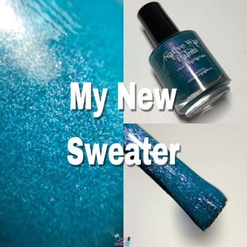 Native War Paints - My New Sweater (LE)