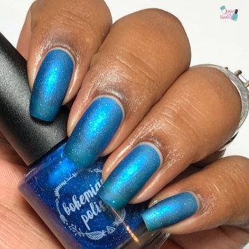 Bohemian Polish - Fresh To Depth (Exclusive) - w/ matte tc