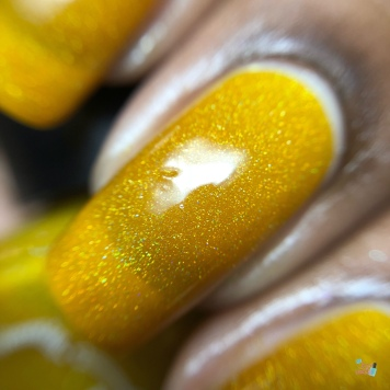 Bohemian Polish - You're A-maize-ing (Exclusive) - macro