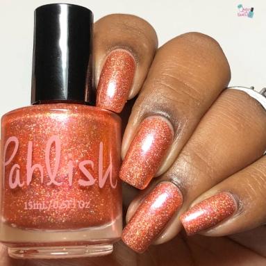 Peaches & Scream - w/ glossy tc