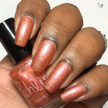 Peaches & Scream - w/ matte tc