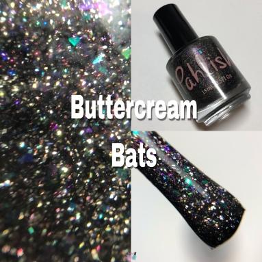 Buttercream Bats