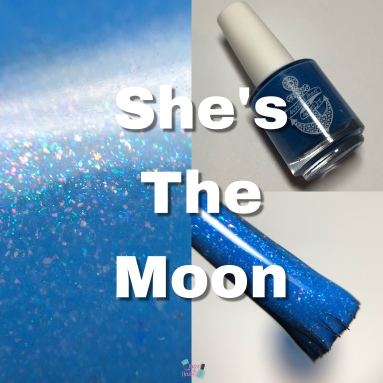 She's The Moon