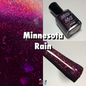 Minnesota Rain