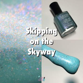 Sassy Sauce Polish - Skippin on the Skyway (Exclusive)