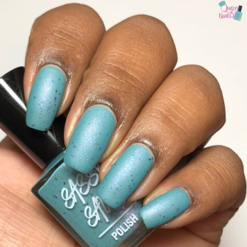Sassy Sauce Polish - Skippin on the Skyway (Exclusive) - w/ matte tc