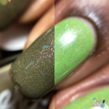 Sassy Sauce Polish - Whole Lotta Lakes (Exclusive) - macro