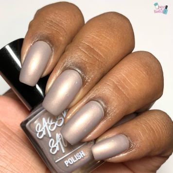 Sassy Sauce Polish - Holy Twine Ball (Exclusive) - w/ matte tc