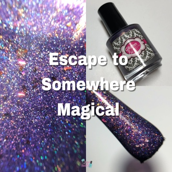 Escape to Somewhere Magical