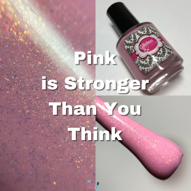 Pink is Stronger Than You Think
