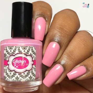 Pink is Stronger Than You Think - w/ glossy tc
