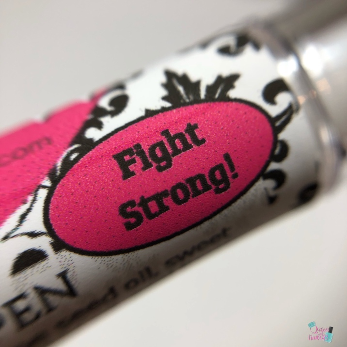 Fight Strong - Cuticle Oil Pen