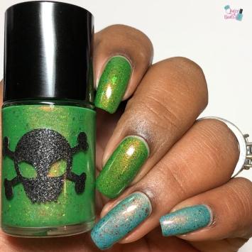 Pangaea - w/ glossy tc