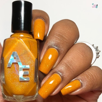 Orange You Glad It's Fall - w/ glossy tc