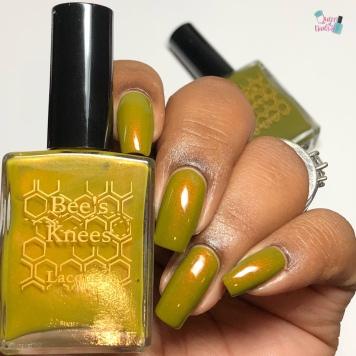 Bathsheba - w/ glossy tc