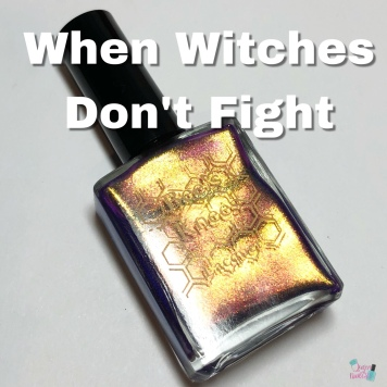 When Witches Don't Fight