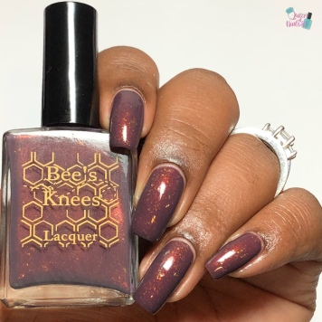 The Purples - w/ glossy tc