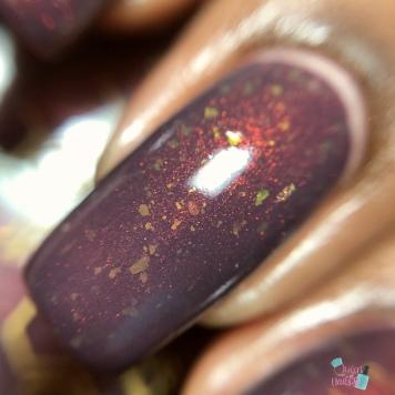 The Purples - macro