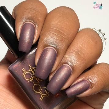 The Purples - w/ matte tc