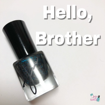 Hello, Brother