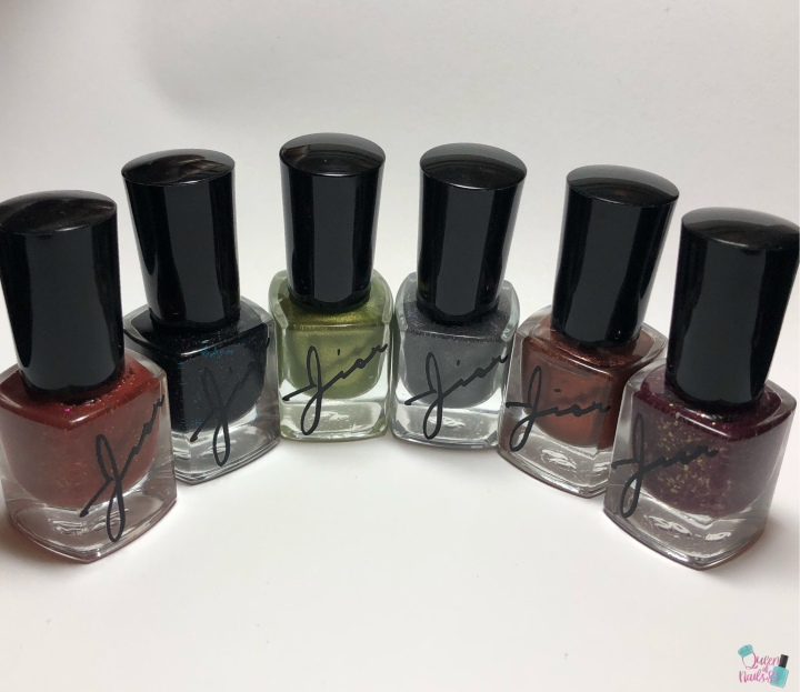 Moore Swatches: Jior Couture – October 2018 Blogger Collab – Vampire Diaries