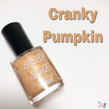 Cranky Pumpkin