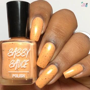 Cranky Pumpkin - w/ glossy tc