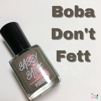 Bobo Don't Fett