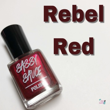 Rebel Red