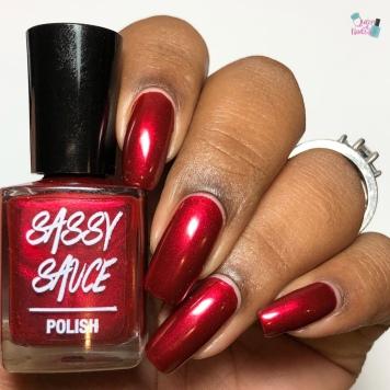 Rebel Red - w/ glossy tc