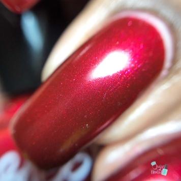 Rebel Red - macro