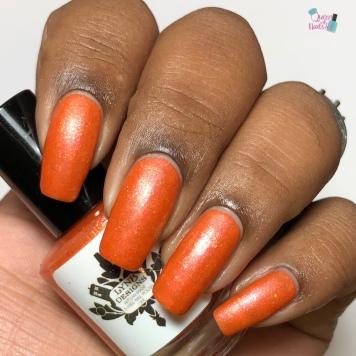 Pumpkin Spice - w/ matte tc