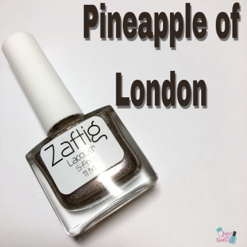 Pineapple of London