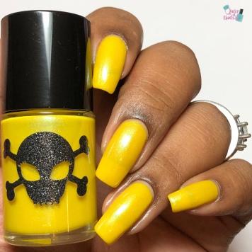 Marigolds - w/ glossy tc