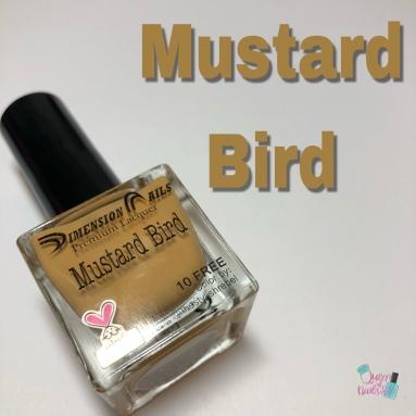 Mustard Bird