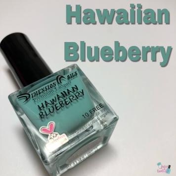 Hawaiian Blueberry
