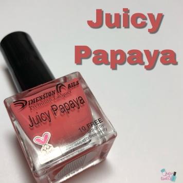 Juicy Papaya
