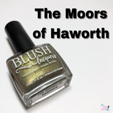 Blush Lacquers - The Moors of Haworth